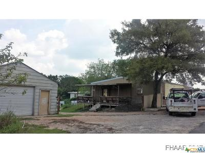 Lampasas Commercial For Sale: 1819 Chestnut Street
