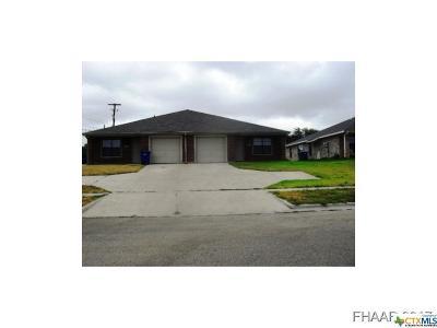 Copperas Cove Multi Family Home For Sale: 2914/2916 Ashley Drive