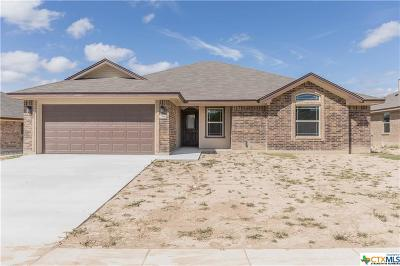 Copperas Cove Single Family Home For Sale: 2514 Heartland Avenue