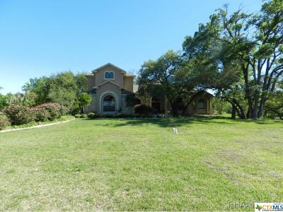 Killeen Single Family Home For Sale: 5321 Siltstone