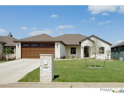 Salado Single Family Home For Sale: 315 O W Lowrey Drive