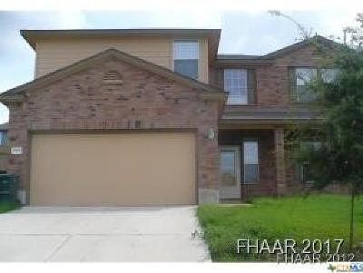 Killeen Single Family Home For Sale: 6304 Nessy Drive