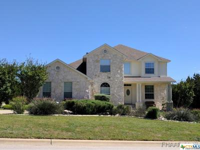 Harker Heights Single Family Home For Sale: 2013 Lakefront Drive