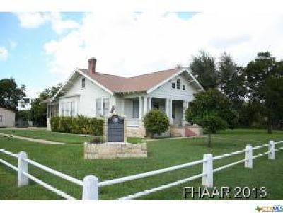 Copperas Cove Single Family Home For Sale: 401 Main Street