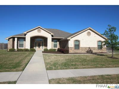 Killeen Single Family Home For Sale: 2200 Sparrow Road