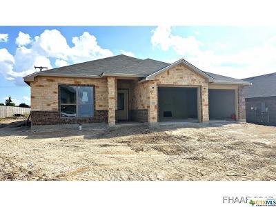 Copperas Cove, Killeen Single Family Home For Sale: 1509 Neff Drive