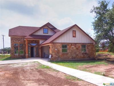 Belton Single Family Home For Sale: 3016 Presidio Circle
