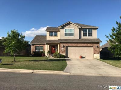 Temple Single Family Home For Sale: 7608 Evanwood Drive