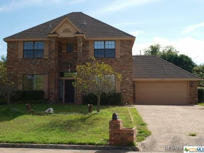 Harker Heights Single Family Home For Sale: 1803 Wolverine Trail