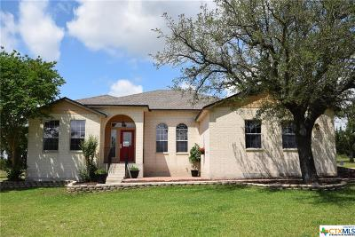 Harker Heights Single Family Home For Sale: 100 Stampede Circle