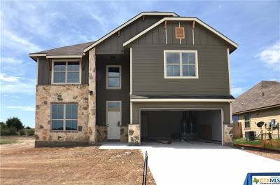 Killeen Single Family Home For Sale: 4600 Prewitt Ranch Road