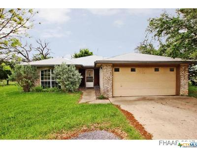 Lampasas Single Family Home For Sale: 1701 County Road 1025