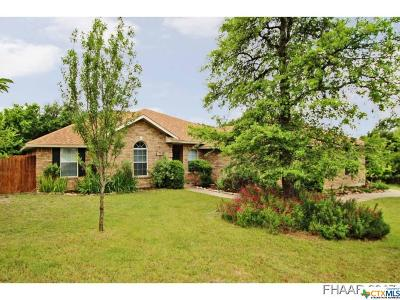 Copperas Cove Single Family Home For Sale: 2403 Winchester