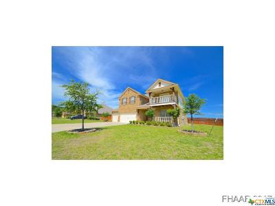 Harker Heights Single Family Home For Sale: 3607 Quail Ridge Drive