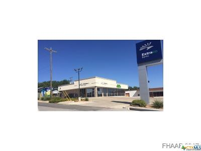 Lampasas Commercial For Sale: 302 Key Avenue