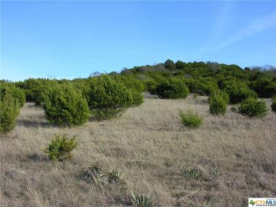 Copperas Cove Residential Lots & Land For Sale: 14.9 Acres Grimes Crossing