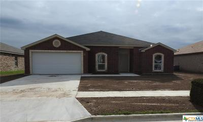 Bell County, Coryell County, Lampasas County Single Family Home For Sale: 7607 Oliver Loving Drive