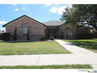 Killeen Single Family Home For Sale: 5903 Spc Laramore Drive