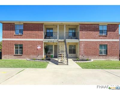 Killeen Multi Family Home For Sale: 2307 Terrace Drive
