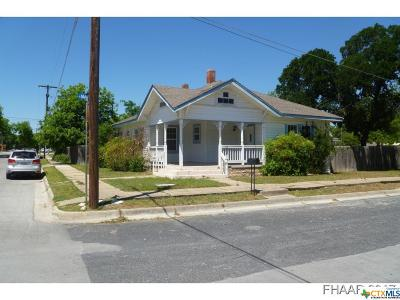 Lampasas Single Family Home For Sale: 512 Main Street