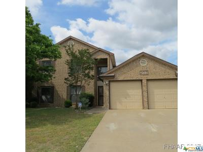 Copperas Cove Single Family Home For Sale: 203 January Street