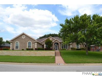 Harker Heights Single Family Home For Sale: 401 Wrought Iron Drive