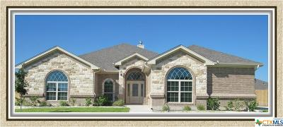 Harker Heights Single Family Home For Sale: 1201 Dry Ridge Road