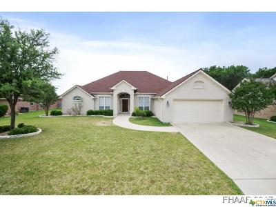Harker Heights Single Family Home For Sale: 508 Pioneer
