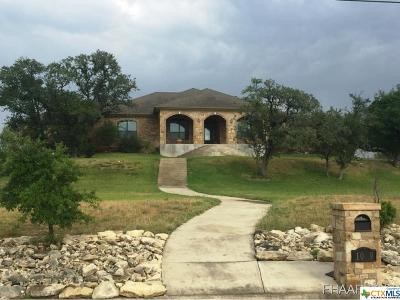 Killeen Single Family Home For Sale: 1089 Hickory Drive
