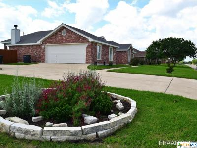 Killeen Single Family Home For Sale: 2001 Purple Martin Drive