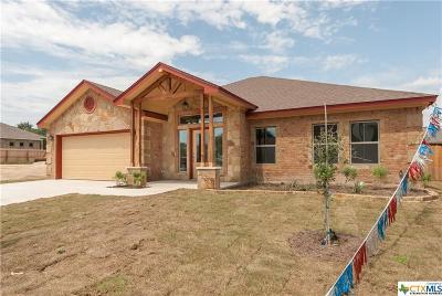 Belton Single Family Home For Sale: 1912 Yturria Drive