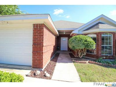 Copperas Cove Single Family Home For Sale: 1512 Virginia Avenue