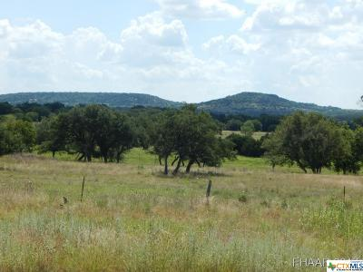 Lampasas Residential Lots & Land Pending Take Backups: 4874 County Road 3600
