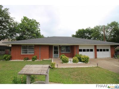 Belton Single Family Home For Sale: 5227 Denmans Loop