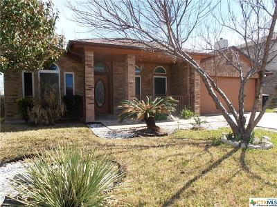 Killeen Single Family Home For Sale: 5704 Shawn Drive