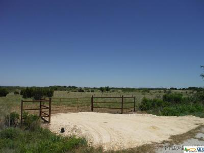 Bell County, Burnet County, Coryell County, Lampasas County, Llano County, Mills County, San Saba County, Williamson County, Hamilton County Residential Lots & Land For Sale: Tract 1 County Road 3640