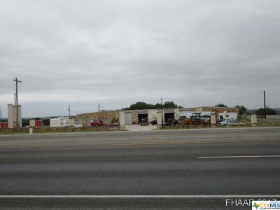 Lampasas Commercial For Sale: 2889 Highway 190 E