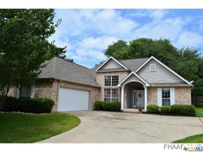 Belton Single Family Home For Sale: 710 Athens