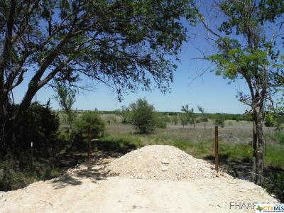 Lampasas County Residential Lots & Land For Sale: Tract 2 County Road 3640