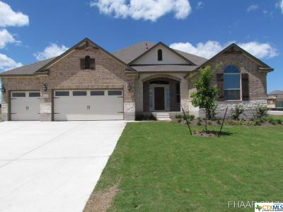 Belton Single Family Home For Sale: 4702 Guildford Drive