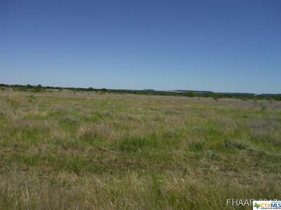 Coryell County Residential Lots & Land For Sale: Tract 10 Private Road 3642