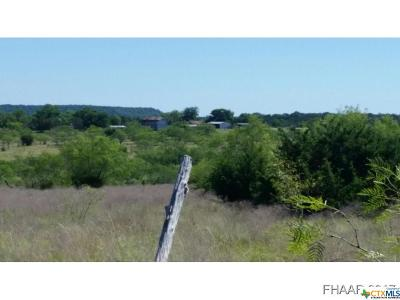Coryell County Residential Lots & Land For Sale: Tract 17 Private Road 3642