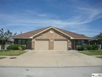 Killeen TX Multi Family Home For Sale: $1,339,000