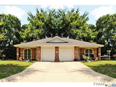 Harker Heights Multi Family Home For Sale: 212 Dale Earnhardt Dr Drive