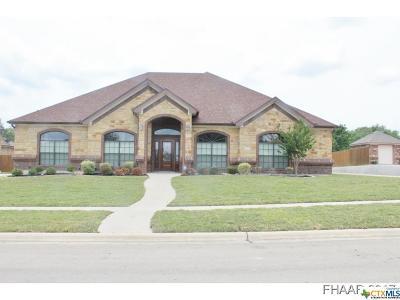 Killeen Single Family Home For Sale: 5905 Quenselite