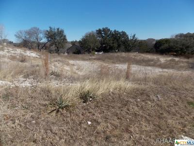 Harker Heights Residential Lots & Land For Sale: 1205 Rocky Ridge Trail
