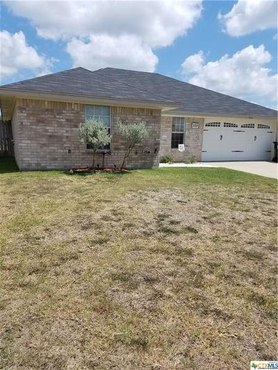 Nolanville Single Family Home For Sale: 222 Sims Ridge Drive