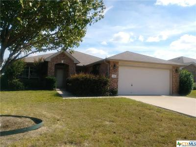 Harker Heights Single Family Home For Sale: 208 Tepee Drive
