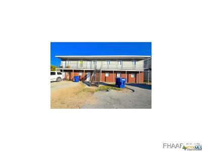 Copperas Cove Multi Family Home For Sale: 901 15th Street