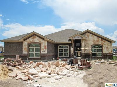 Harker Heights Single Family Home For Sale: 1126 Pima